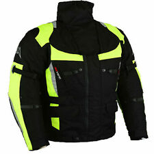 Textile Motorcycle Jacket, Men Summer jacket, Motorcycle Jacket with CE Armour