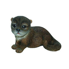 Small Otter Garden Ornament by Vivid Arts NF-OTTA-FA