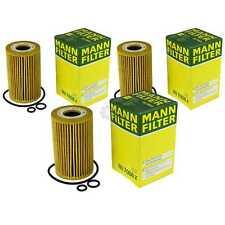 3 x MANN-FILTER Ölfilter für VW Golf Plus 5M1 521 1.6 TDI 2.0 16V Crafter 30-35