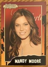 "Mandy Moore, Rare ! 2008 ""Pop-Cardz"" Card In Excellent Condition !"
