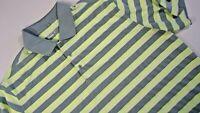 Nike Golf Tour Performance Dri-Fit  Short Sleeve Polo Shirt Size LARGE