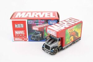 Tomica Takara Tomy Marvel TUNE AD. Mov 2.0 Truck Thor Special DIECAST TOY CAR