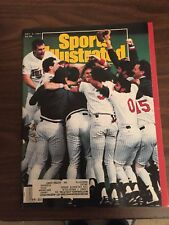 SPORTS ILLUSTRATED World Series Twins on cover (Nov. 4, 1991)