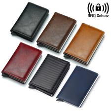 Monedero RFID protección monedero Cartera Billetero Klein tarjeta de crédito