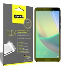3x Huawei Enjoy 8e Screen Protector Protective Film covers 100% dipos Flex