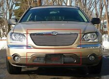 Billet Grille Insert 04 - 06 Chrysler Pacifica Front Grill Combo Aluminum