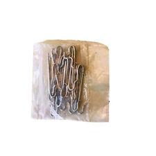 Shepherd Neck Hooks 1oz/25 Lot Porcelain Doll Stringing Repair Fix Make Size Xl