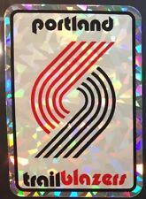 Portland Trailblazers NBA Color Logo Sports Decal Sticker-FREE SHIPPING