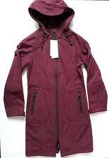 Marks and Spencer's ladies active stormwear purple coat size 8 new with tags