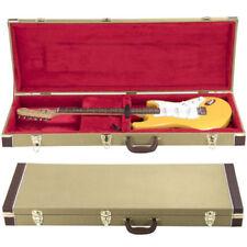 electric guitar hard cases for sale ebay. Black Bedroom Furniture Sets. Home Design Ideas