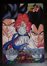 DRAGON BALL GT Z DBZ SUPER BATTLE POWER LEVEL TOKUBETSUDAN CARD 82 SP CARTE RARE