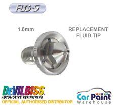 DeVilbiss FLG Spray Gun Replacement Fluid Tip 1.8mm - Brand New - SGK-0014-18
