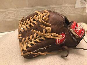 "Rawlings GGLE12XT-125th 12"" Anniversary Limited Edition Baseball Glove Left Thro"