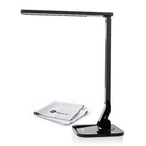 Desk Lamp Tao Tronics Elune TT-DL01 Dimmable LED 5-Level Dimmer Touch Sensitive