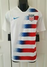 Nike Men 2018 US Stadium Home Soccer Jersey 893902-100
