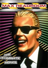 MAX HEADROOM THE COMPLETE SERIES New Sealed 5 DVD Set