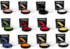 MEHRON MAKEUP FOUNDATION_GREASE PAINT_FACE/BODY PAINT_COSTUME/STAGE/TV (1.25 OZ)