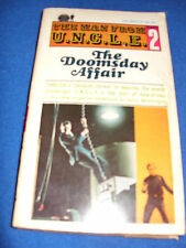 THE DOOMSDAY AFFAIR THE MAN FROM U.N.C.L.E. #2 BY HARRY WHITTINGTON 1965 G-560