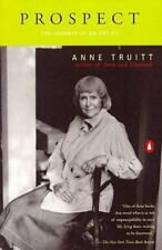 Prospect : The Journey of an Artist by Anne Truitt (1997, Paperback)