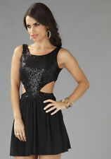 Party Dresses for Women with Sequins Skater Dresses