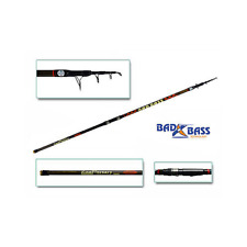 CANNA BAD BASS ANNIVERSARY TELE 120g 4.10mt LIGHT SURF ANELLI PACBAY +CAPPELLINO