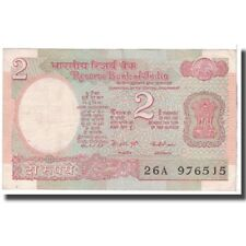 New listing [#123922] Banknote, India, 2 Rupees, 1976, Km:79a, Ef(40-45)
