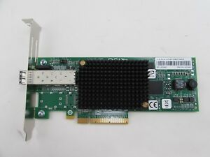 IBM 42D0491 Emulex LPE12000 8Gb FC Fibre Channel PCIe x4 Host Bus Adapter + GBIC