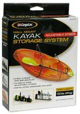 CargoLoc 32524 Wall Mount Kayak Storage Straps, Ladder, Snowboard, Storage Strap