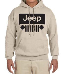 Gildan Jeep Pullover Hoodie ---New and Unworn---