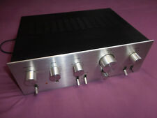 Vintage Pioneer Sa-6500 Ii Silver Integrated Stereo Amplifier