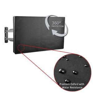 """Premium Outdoor Weatherproof Water Resistant TV Cover Protector for 40 41 42 43"""""""