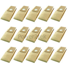 15 x E82, U82 Hoover Bags for Electrolux Boss Stairmaster BOSS Upright B2280 Fil