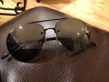 John Varvatos Sunglasses V762 Black/ Black lenses 58-14-140