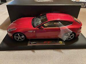 1/18 Ferrari FF Hot Wheels Elite