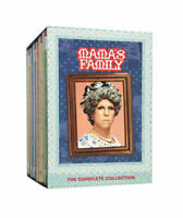 Mamas Family: The Complete Collection (DVD, 2017, 24-Disc Set)