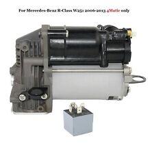 4Matic Luftkompressor mit Relais Für Mercedes-Benz W251 R-Klasse A2513202704