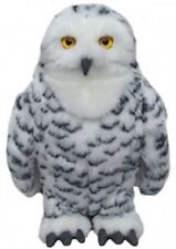 Snow Owl Cuddly toy approximately 12""