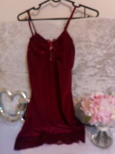 Babydoll lingerie set with G-string (Florence). Size L