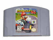 Mario Kart Nintendo 64 Game Cart Authentic Genuine Tested N64 SUPER FAST SHIP!