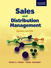 Sales and Distribution Management, 2e, Sahadev, Sunil, Panda, Tapan