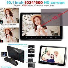 "10.1""  Digital Car TFT LCD DVD Player Headrest Monitor HDMI USB SD IR/FM Game"