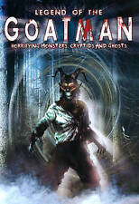 Legend of the Goatman: Horrifying Monsters, Cryptids and Ghosts (DVD, 2013)