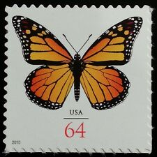 2010 64c Monarch Butterfly Scott 4462 Mint F/VF NH