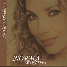 Norma Montiel No vas a olvidarme CD New Nuevo Sealed