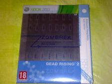 DEAD RISING 2 ZOMBREX EDITION, PAL ESPAÑA ¡¡¡ NUEVO Y PRECINTADO !!!