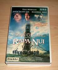 VHS - Rapa-Nui - ( Rapanui Rapa Nui ) Videofilm - Videokassette