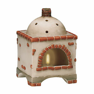 Goebel Ofen mit Teelicht Nina & Marco Figur Duftlampe Weihnachten ANGEBOT neu