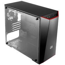Cooler Master MasterBox Lite 3.1 PC Gehäuse mit Acrylfenster, schwarz