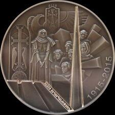 ARMENIA 100 DRAM SILVER COIN PROOF 2015 RARE Centenary Of The Armenian Genocide
