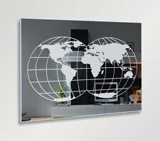 Deko-Bilder wandbilder mit Weltkarten-Motiv